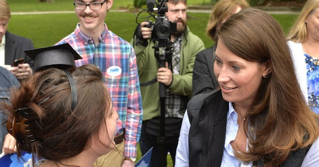 In Kentucky, Senate candidates lay claim to change