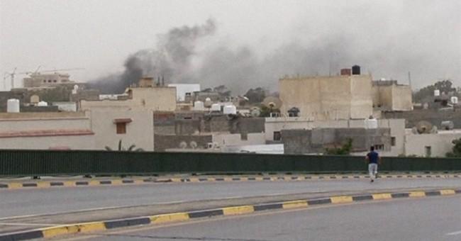 US, EU urge political solution in Libya's standoff