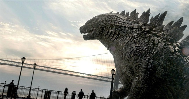 'Godzilla' opens with smashing $93.2 million