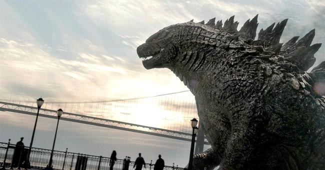 'Godzilla' opens with smashing $93.2 million