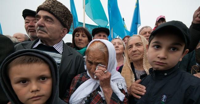 Ukraine marks 1944 deportation of Crimea's Tatars