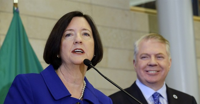 Kathleen O'Toole nominated as Seattle police chief