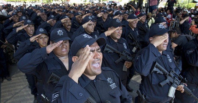 Mexico's new rural police:  Same old problems?