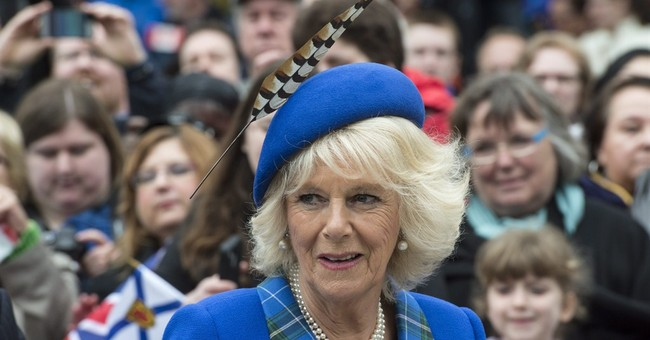 Prince Charles, Camilla greeted in Halifax