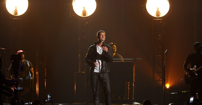 Plenty of memorable moments at Billboard Awards