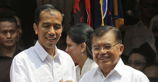 Indonesian presidential candidates name VP picks