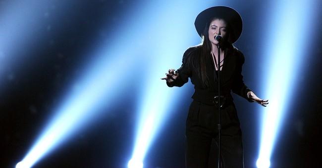 AP PHOTOS:  Music industry celebrates big night