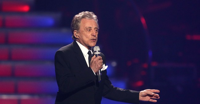 Frankie Valli to headline July 4 celebration in DC