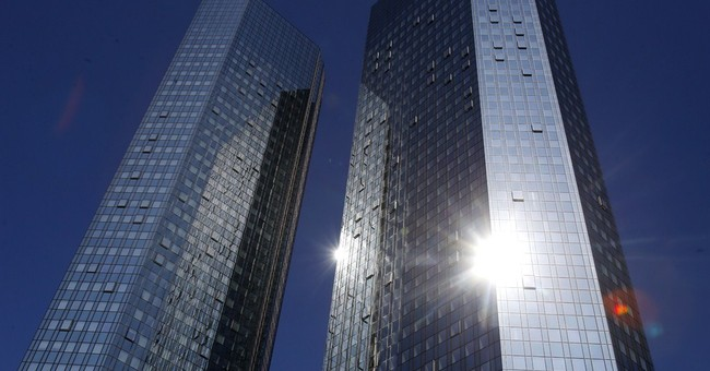 Deutsche Bank boosts finances with new capital
