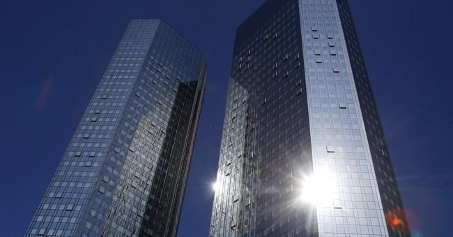 Deutsche Bank boosts finances with new capital