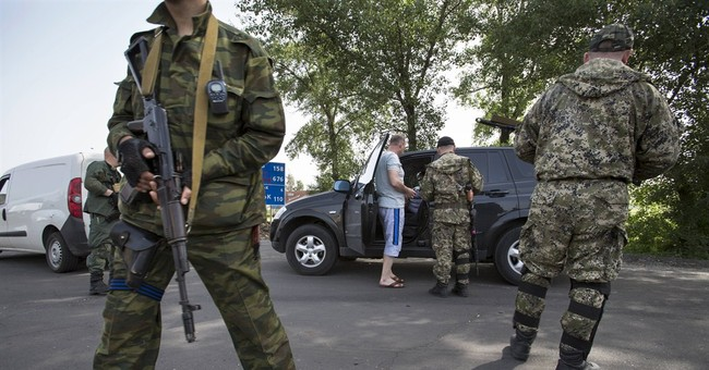 Putin orders troops near Ukraine to return home