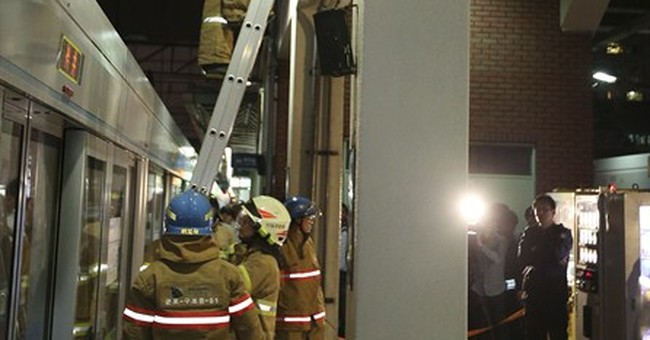 Subway explosion lightly injures 11 in South Korea