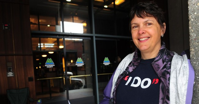 Oregon ruling marks 13th gay marriage win in a row