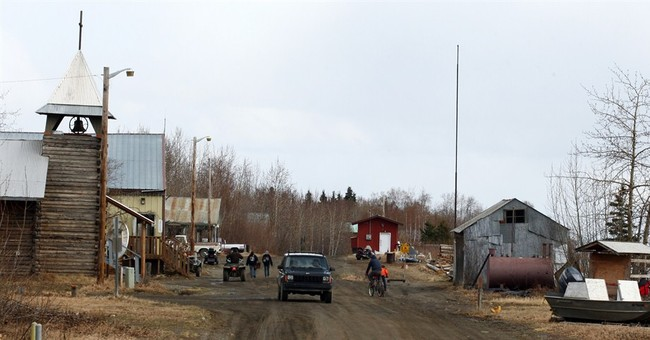 In Alaska village, banishment helps keep peace