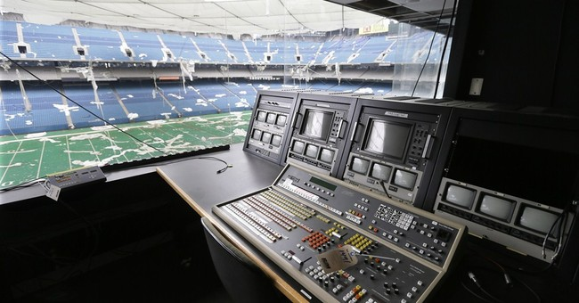 Everything must go: Silverdome's assets for sale