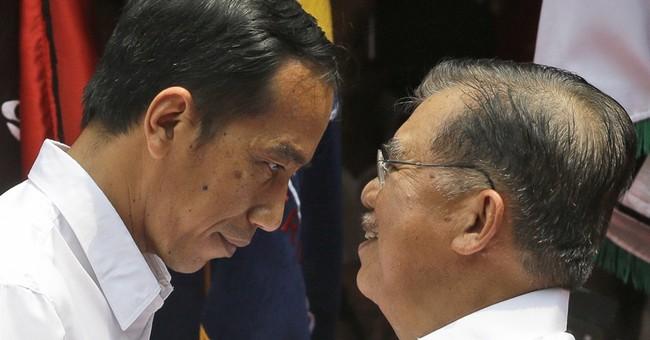 Indonesian presidential candidates name VP picks