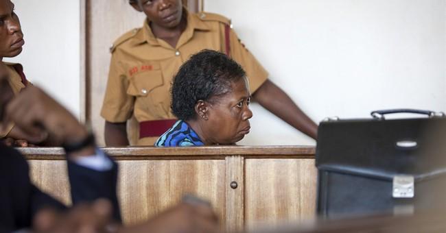 Correction: Uganda-HIV Nurse story