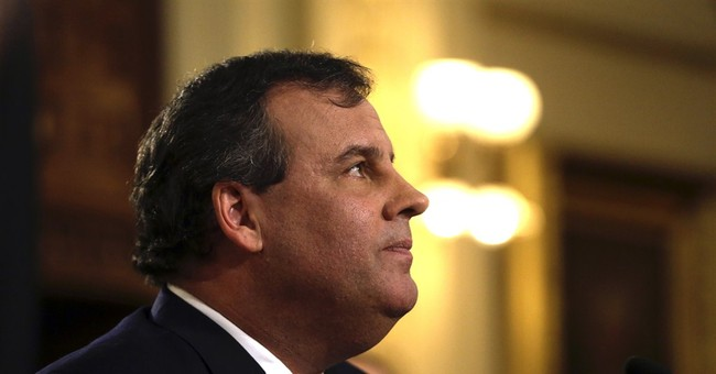 NJ GOP Gov. Christie: 'We let down the people'