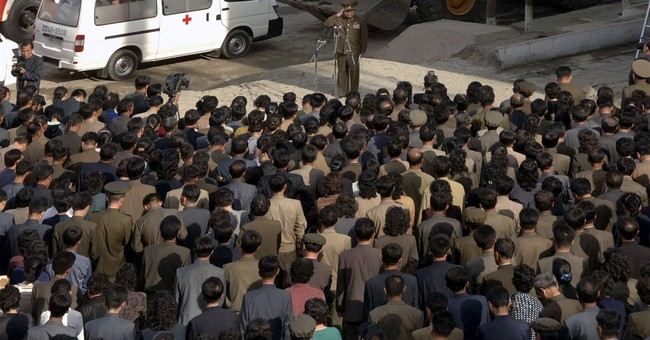 N. Korea building collapse study in media control