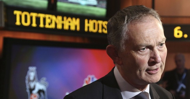 Column: In backing Scudamore, EPL turns on women