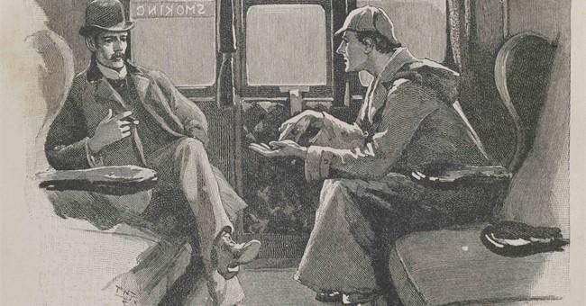 Sherlock Holmes is focus of London museum show