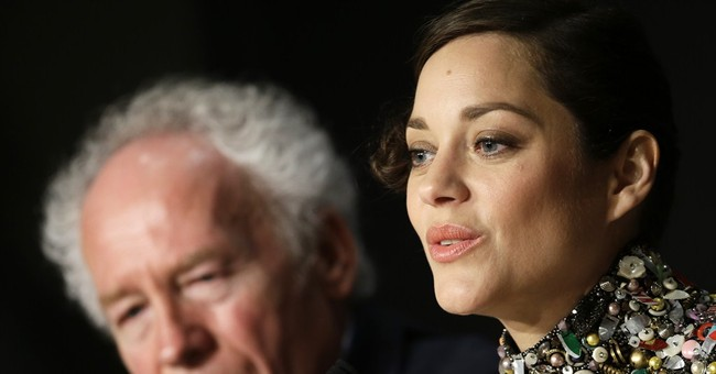 CANNES WATCH: Marion Cotillard wants to play a man