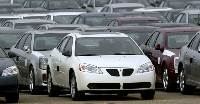 Parade of GM recalls rolls on; 2.4M more vehicles