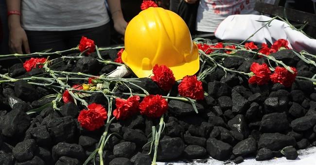 Turkey says mine disaster won't go unpunished