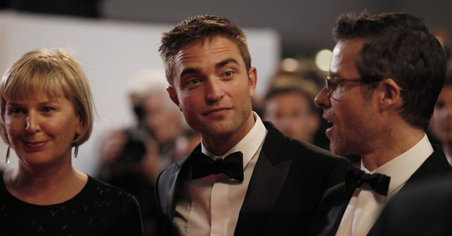 For Robert Pattinson, Cannes is a coming-out party