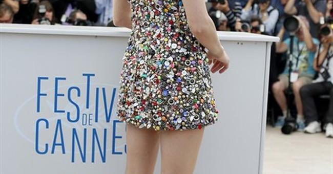 CANNES WATCH: Marion Cotillard wears bric-a-brac