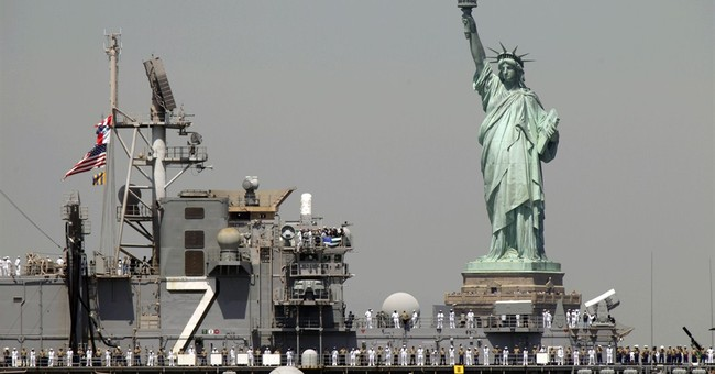 After a year's absence, Fleet Week returns to NYC