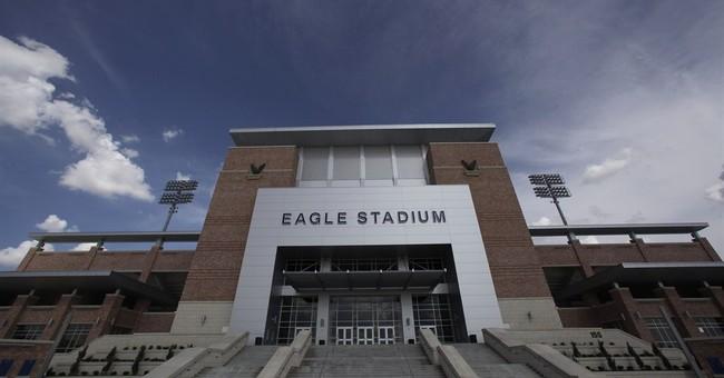 $60M Texas high school stadium closed by cracks