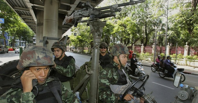 Other nations react to martial law in Thailand
