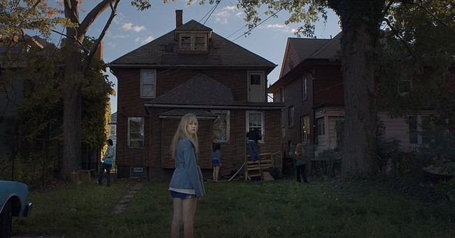 CANNES WATCH: 'It Follows' scares up buzz