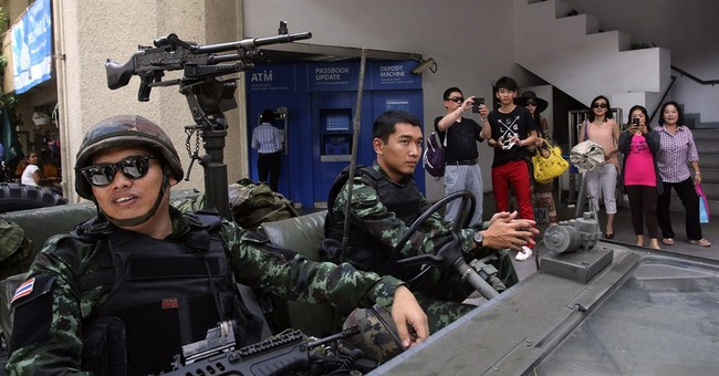 Thailand under martial law and what it means