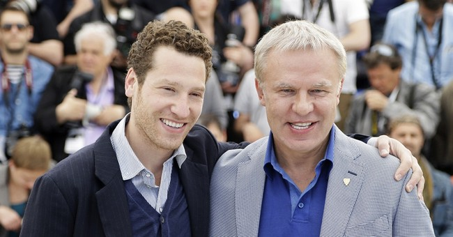Hockey great Fetisov chronicled in Cannes film