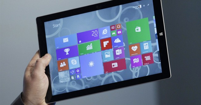 Microsoft: No need for laptop with its new tablet