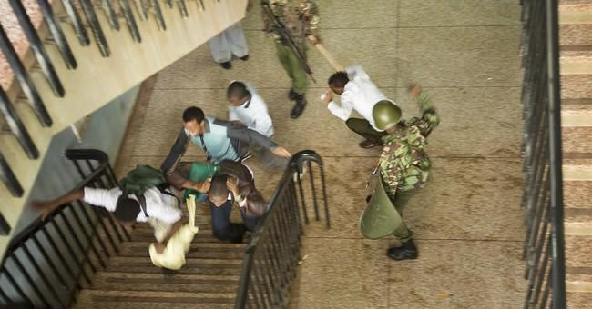 Kenyan police fire tear gas at university students