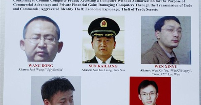 Cyber case puts more strain on US-China relations