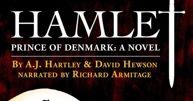 New audiobook recasts 'Hamlet' as a thriller