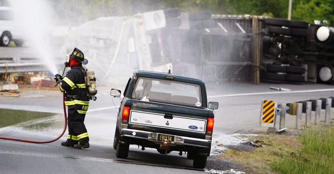 Millions of bees swarm, close Del. highway ramp