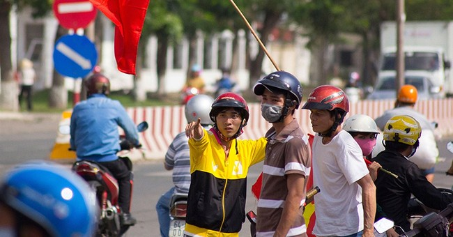 Few barriers to China's push in South China Sea