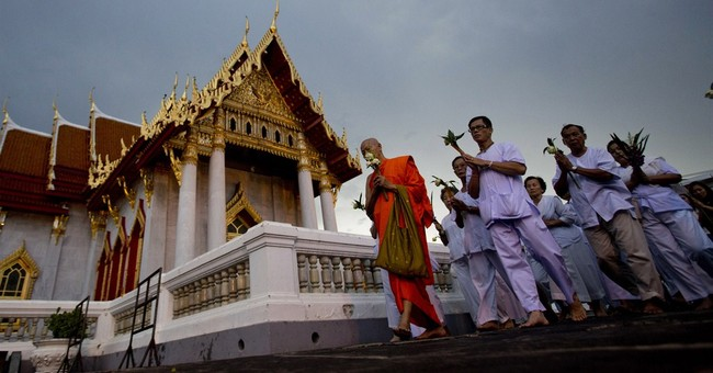 Thailand's turmoil spotlights a colorful country