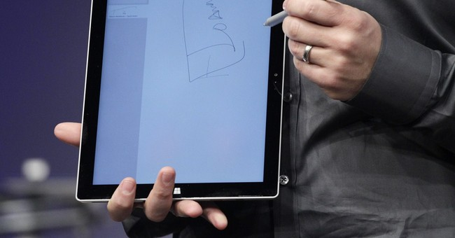 Review: Surface works as laptop, has trade-offs