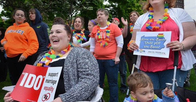 Legal fight over gay marriage spreads to 30 states
