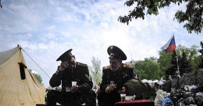 With Ukraine, Russia drives wedge between EU, US