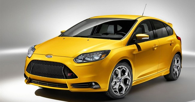 Ford Focus ST is affordable, fun driver