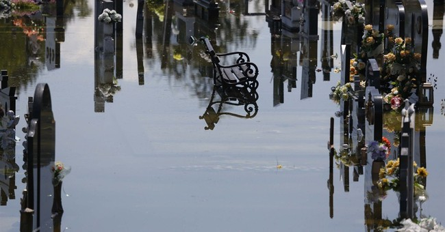Recovery from Balkan floods will cost billions