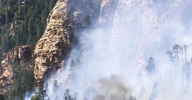More crews headed to northern Arizona wildfire