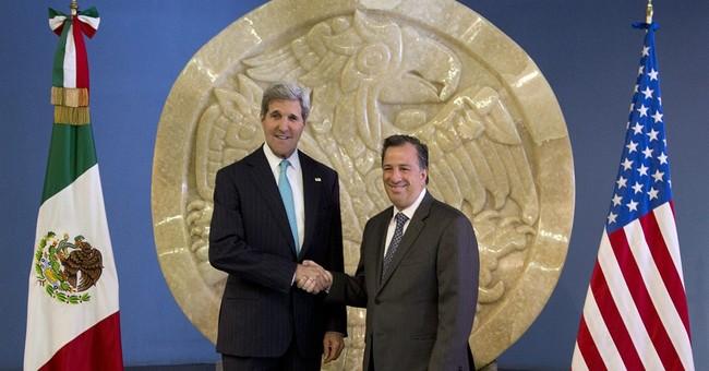 Kerry blames Venezuelan gov't in crisis
